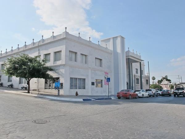 La Casa de la Cultura de Reynosa, con acceso para todos.