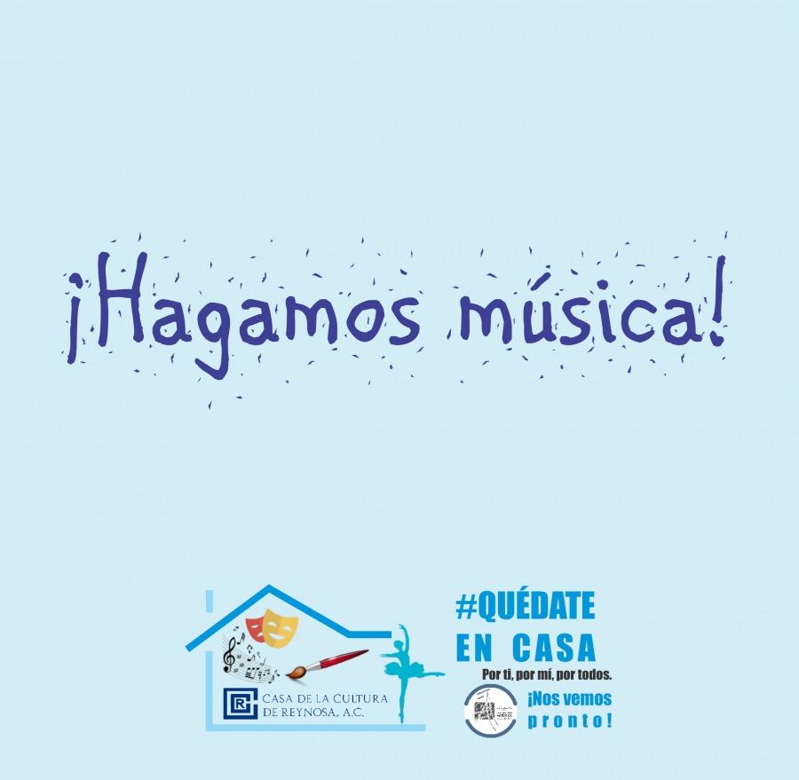 ¡Hagamos música!