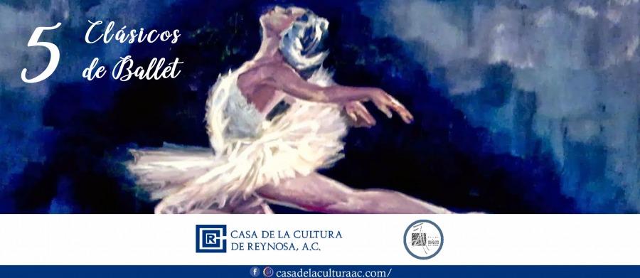 5 clásicos de ballet.
