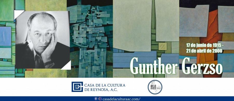 Gunther Gerzso🎨