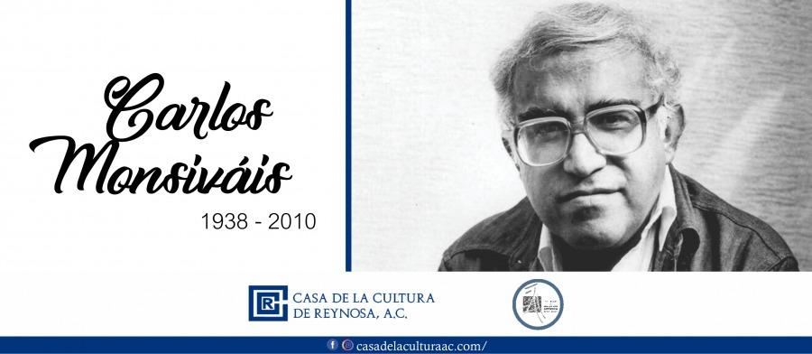 Carlos Monsiváis.