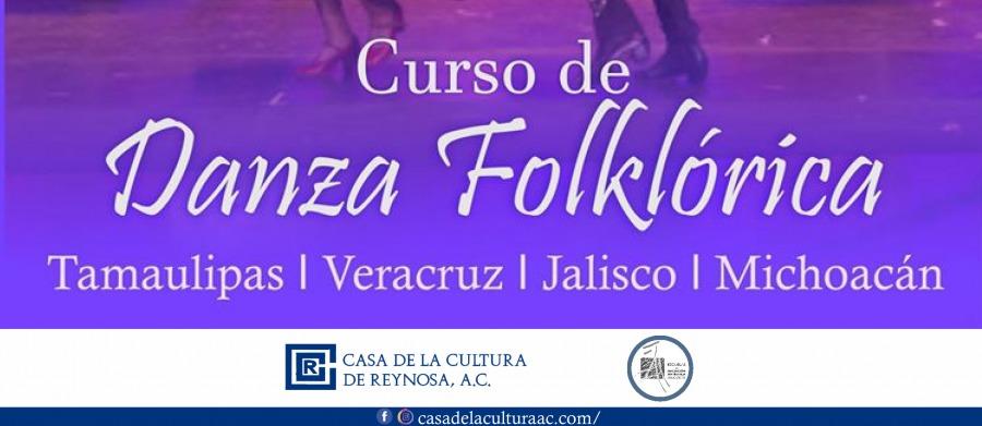CURSO DE DANZA FOLKLÓRICA