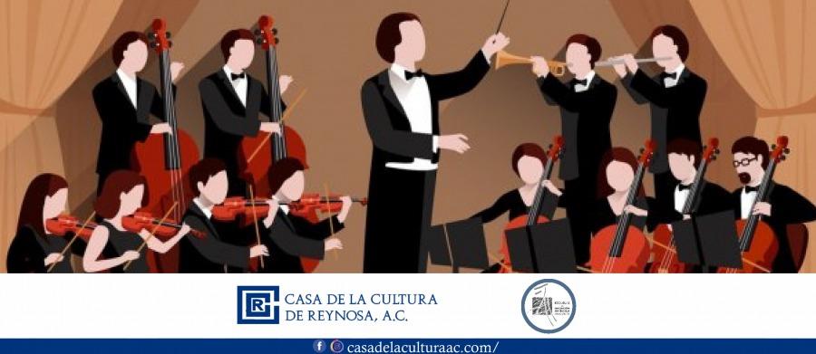 Orquesta Sinfónica.