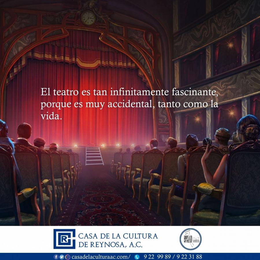 Teatro.